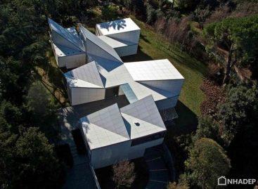 10 dự án lấy cảm hứng từ nghệ thuật xếp giấy Origami của Nhật Bản