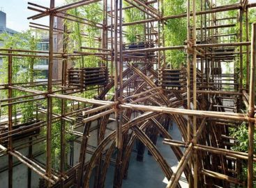 'Rừng tre' công trình kiến trúc mang bản sắc Việt tại triển lãm TOTO Gallery MA