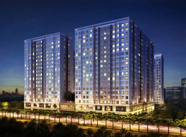 Khởi công dự án nhà ở xã hội kết hợp nhà ở thương mại TOPAZ HOME