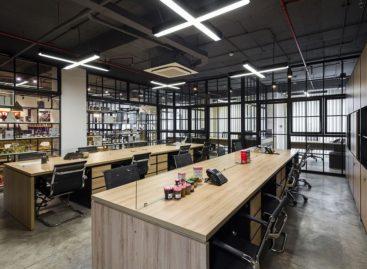Văn phòng ANDROS Việt Nam – không chỉ là nơi làm việc