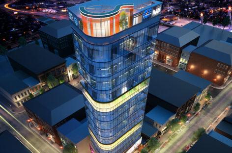 Ra mắt dự án C.T Plaza Phố Wall