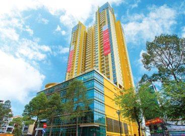 Golden Plaza mở cho thuê chính thức ki-ốt ngày 17-10-2016