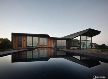 Ngắm nhìn vẻ đẹp hiện đại của ngôi nhà trên bán đảo Victoria, Úc