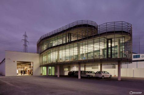 Tòa nhà văn phòng độc đáo của công ty Fojansa tại Tây Ban Nha