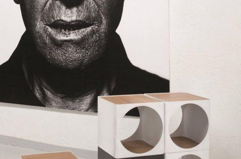 Bộ sưu tập sản phẩm bàn Ring độc đáo của nhà thiết kế Joe Colombo