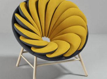 Quetzal – Chiếc ghế lấy cảm hứng thiết kế từ một loài chim vùng Nam Mỹ