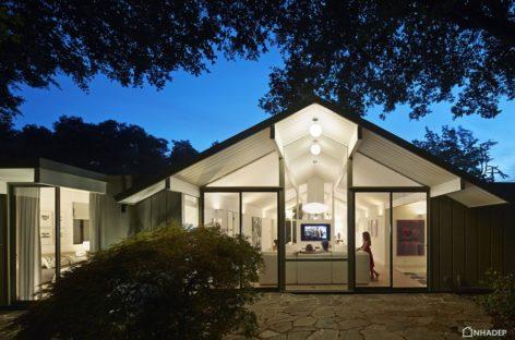 Ngắm nhìn ngôi nhà mang phong cách thiết kế của thập niên 1970