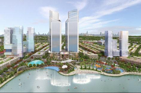 Van Phuc Riverside City hưởng lợi từ hạ tầng khu vực