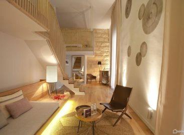Chiêm ngưỡng không gian ấm cúng của khách sạn Puro tại Tây Ban Nha