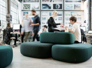 Chiêm ngưỡng bộ sofa có kiểu dáng bắt mắt của Kilo Design