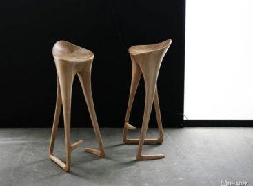 Chiêm ngưỡng chiếc ghế độc đáo của nhà thiết kế Elena Rogna