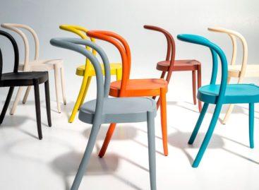 Ghế St Mark có kiểu dáng ấn tượng của nhà thiết kế Martino Gamper