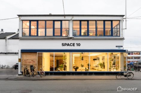 Đến thăm Space10 phòng nghiên cứu sáng tạo của IKEA tại Đan Mạch