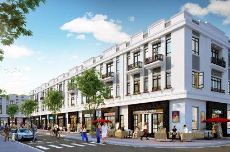 Ra mắt dự án Vincom Shophouse Biên Hòa