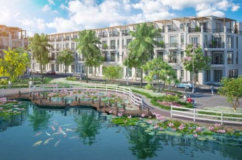 Sắp ra mắt khu đô thị cao cấp tại Hải Dương- TNR Stars Tân Trường