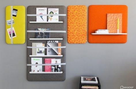 9 mẫu kệ ốp tường cho không gian sống thêm ngăn nắp