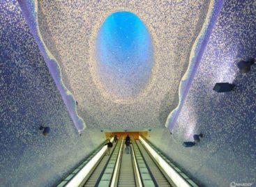 Ngắm nhìn thiết kế độc đáo của mười ga tàu điện hiện đại