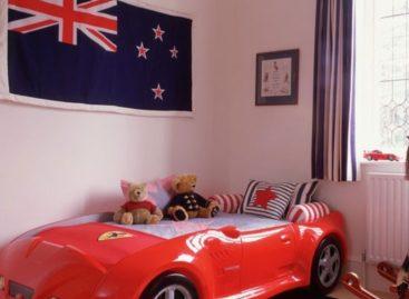 20 mẫu thiết kế phòng ngủ cho bé trai