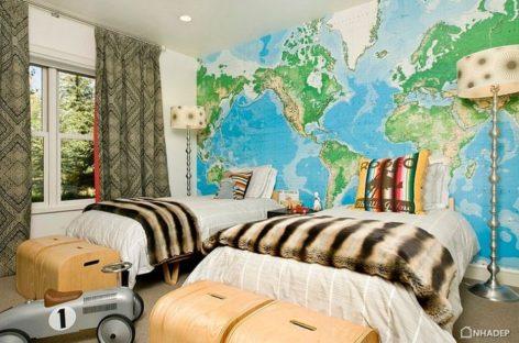 21 cách trang trí tường đầy sáng tạo cho phòng trẻ em (Phần 2)