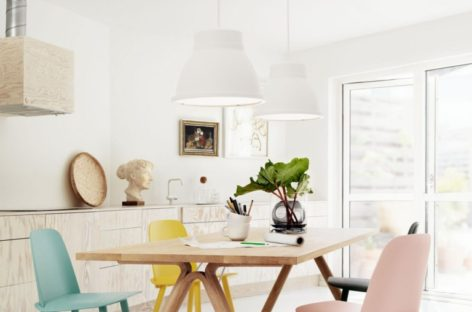 50 mẫu phòng ăn được thiết kế theo phong cách Scandinavian (Phần 1)