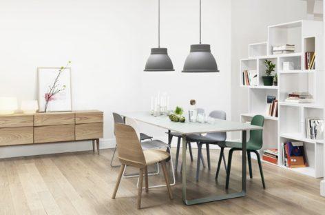 50 mẫu phòng ăn được thiết kế theo phong cách Scandinavian (Phần 2)