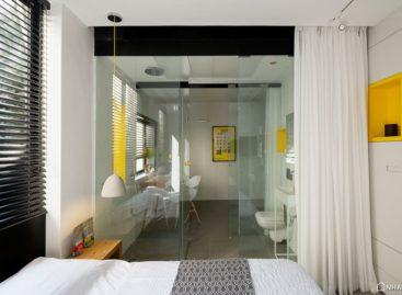 6 ý tưởng thiết kế độc đáo dành cho căn hộ nhỏ
