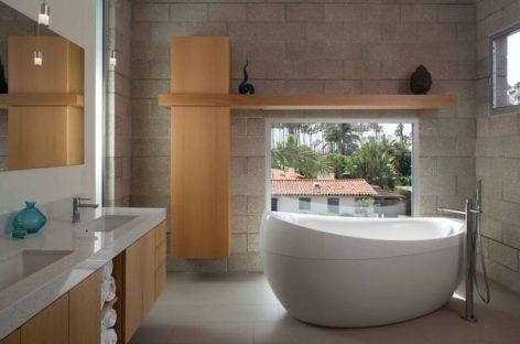 7 kiểu thiết kế đẹp dành cho phòng tắm