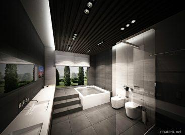Chiêm ngưỡng 8 mẫu phòng tắm xa hoa và sang trọng bậc nhất (Phần 2)