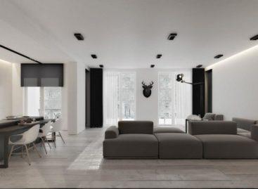 AB1 House được thiết kế bởi Igor Sirotov Architect