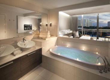Ý tưởng bồn tắm độc đáo