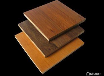 Các sản phẩm gỗ cứng Hoa Kỳ