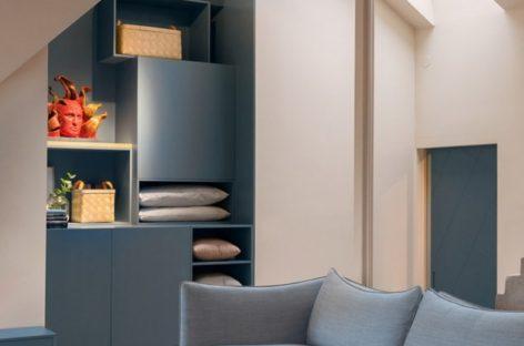 Tham quan căn hộ có không gian ấm cúng được thiết kế bởi Note Design Studio