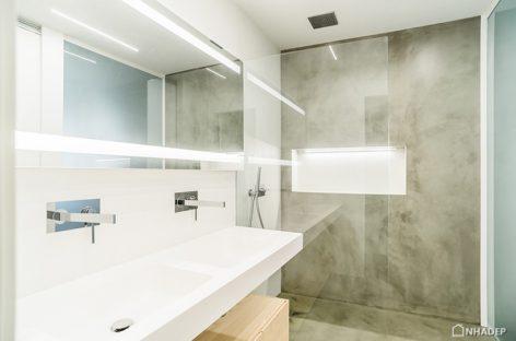 Ngắm nhìn căn hộ đầy ánh sáng ở Valencia, Tây Ban Nha