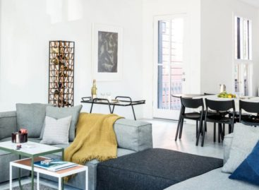 Ngắm nhìn căn hộ có thiết kế theo phong cách Scandinavian ở San Francisco