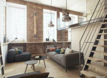 Chiêm ngưỡng căn hộ siêu nhỏ nhưng đầy đủ tiện nghi tại Ukraine
