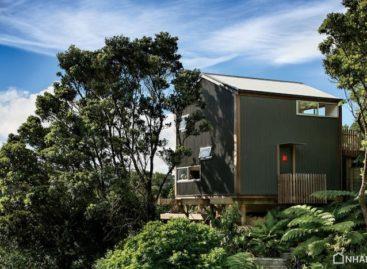 Ngắm nhìn ngôi nhà theo phong cách Nhật Bản của kiến trúc sư Andrew Simpson