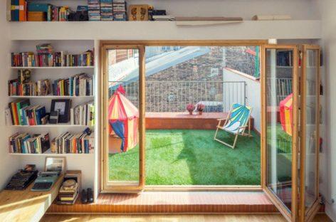 Căn nhà có không gian mở độc đáo tại Tây Ban Nha