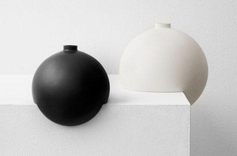 Chiếc bình gốm có thiết kế độc đáo của Falke Svatun