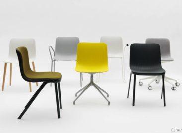 Vẻ đẹp hiện đại của ghế Dragonfly chân sao trong công trình thực tế