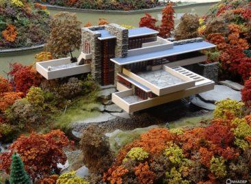 Fallingwater – Sự hòa quyện tinh tế giữa kiến trúc và thiên nhiên
