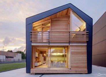 Frame – Ngôi nhà gần gũi với thiên nhiên ở Ý