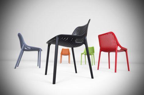 [Video] Giới thiệu mẫu ghế Air của Siesta Exclusive