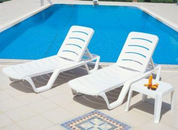 [Sản phẩm nhập khẩu] Ghế hồ bơi Bahama của Siesta exclusive