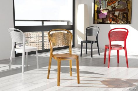 [Sản phẩm đang bán tại Việt Nam] Ghế Bee của Siesta exclusive