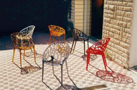 [Sản phẩm nhập khẩu] Giới thiệu mẫu ghế Crystal của Siesta exclusive