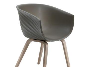 [Sản phẩm nhập khẩu] Ghế Derby chân gỗ S0098