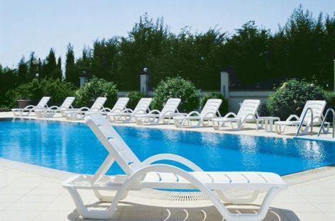 [Sản phẩm nhập khẩu] Ghế hồ bơi Havana của Siesta exclusive