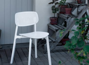 Chiếc ghế The Colander độc đáo của nhà thiết kế Patrick Norguet