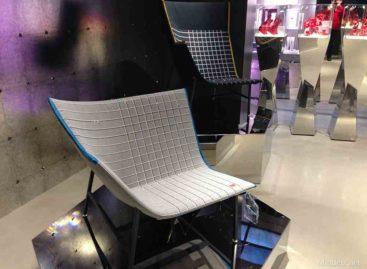 Độc đáo cùng ghế bành Paper Planes với thương hiệu Swarovski Elements
