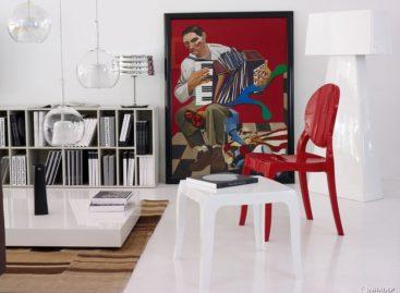 [Sản phẩm nhập khẩu] Giới thiệu mẫu ghế Elizabeth của Siesta exclusive